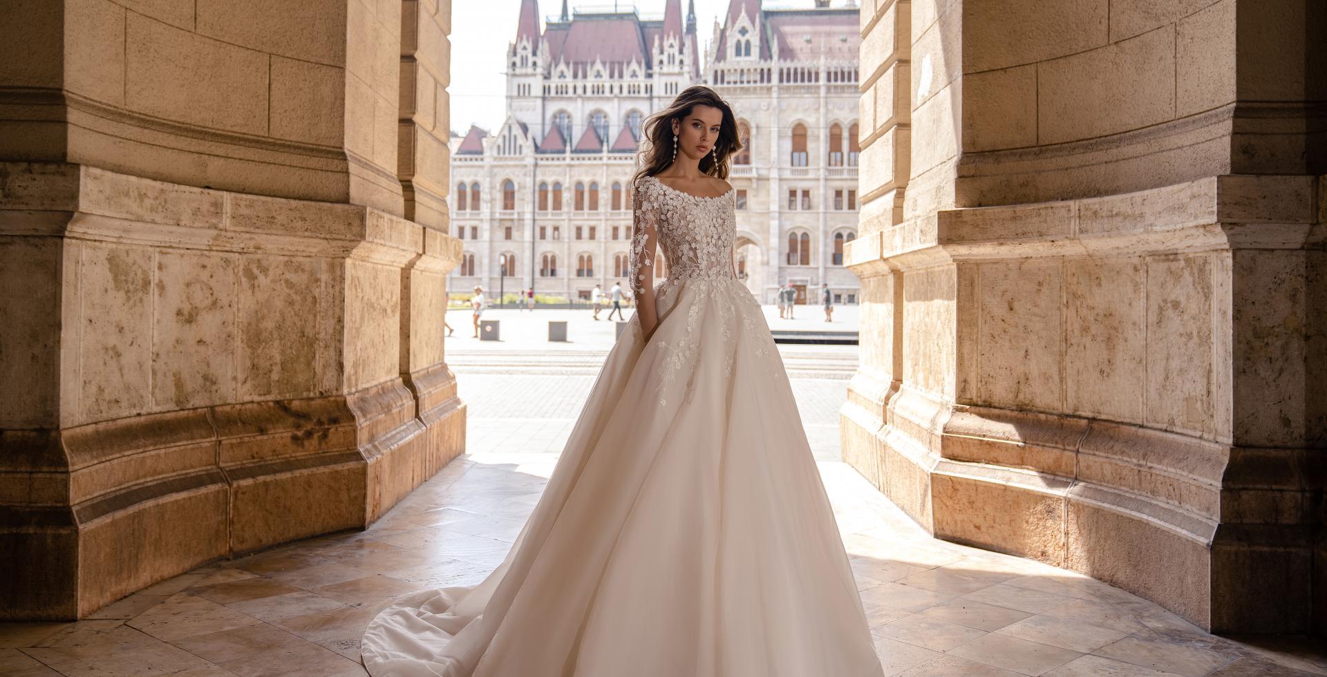 Свадебный салон в центре Киева - The Bride